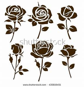 Simple Rose Stock Photos, Royalty-Free Images & Vectors ...