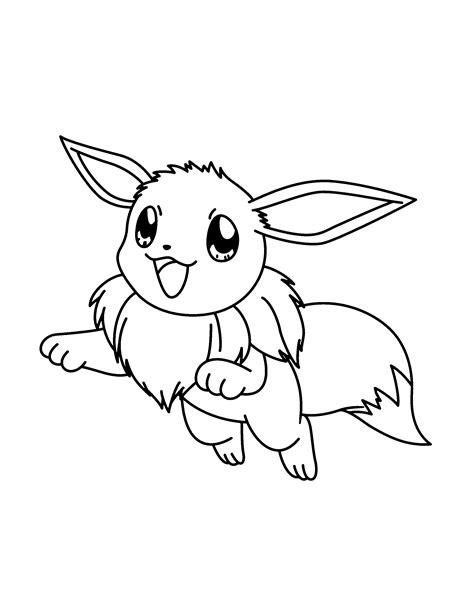Dibujos de Pokémon para dibujar colorear pintar e