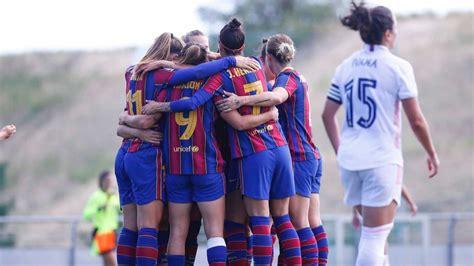 Primera Iberdrola roundup: Barcelona dominate first clash ...