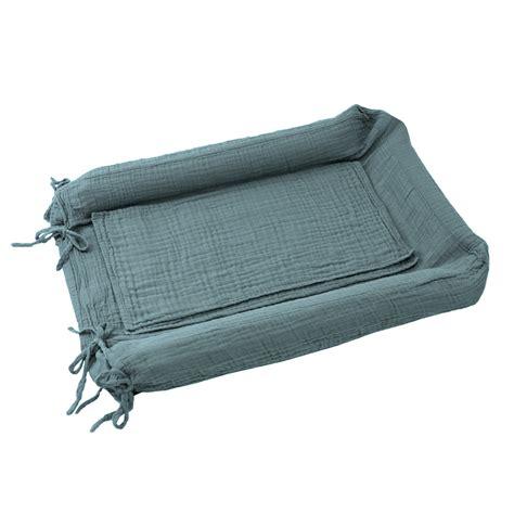 housse de matelas 224 langer bleu gris num 233 ro 74 pour