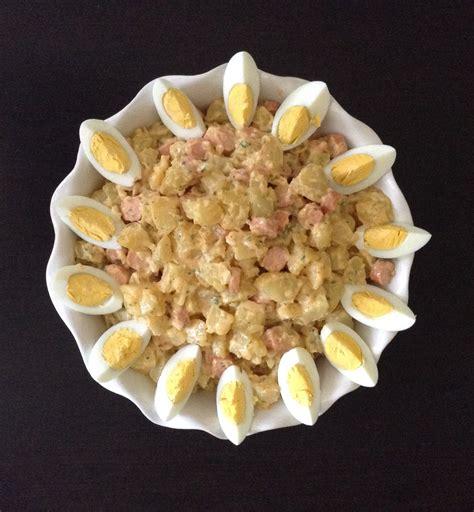 salade de pommes de terre knacki au paprika recettes cookeo