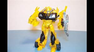 Transformers Prime Beast Hunters Bumblebee Cyberverse Toy
