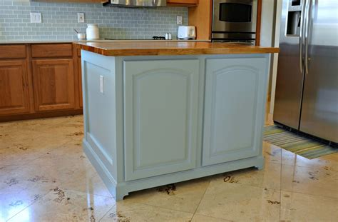 Christine's Favorite Things Kitchen Island Makeover