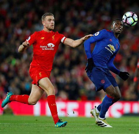 Jordan torunarigha on fifa 21. Jordan Henderson vs Paul Pogba: Liverpool and Man Utd stars' FIFA 21 controversy settled ...