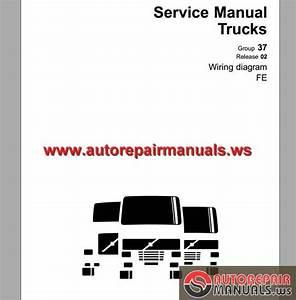 Volvo Truck Fe 05-2007 Service Manual