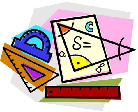 Geometry Math Symbols Clipart