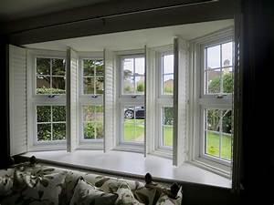 Bay, Window, Shutters, Fitted, In, Lymington