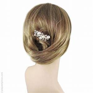 Peigne Cheveux Mariage : peigne cheveux accessoire cheveux mariage perles ~ Preciouscoupons.com Idées de Décoration