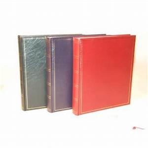 Album Photo Traditionnel à Coller : 5 sur album traditionnel panodia vinyl 29 x 35 cm ~ Melissatoandfro.com Idées de Décoration