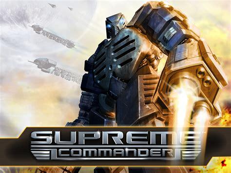 supreme commander   full version crack