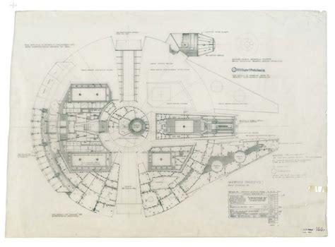 Millennium Deck Plan Pdf by Millennium Falcon Blueprints
