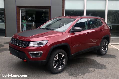 jeep compass 2017 red jeep compass 2017 autoweek nl