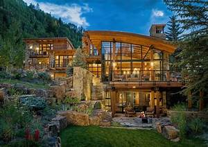 Image Gallery mountain homes