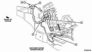 How To Remove And Replace Clutch Master Cylinder On Ford