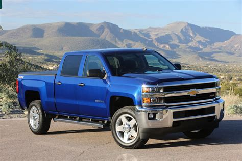 2016 Chevrolet Silverado HD Revealed   GM Authority