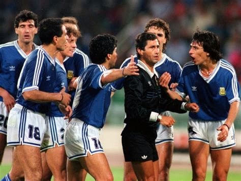 As a person Maradona was one of the worst I've gotten to ...