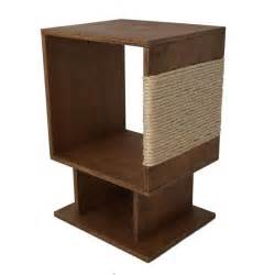 modern cat furniture contemporary cat furniture modern cat condo large