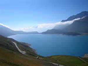 tour du lac du mont cenis fort de ronce