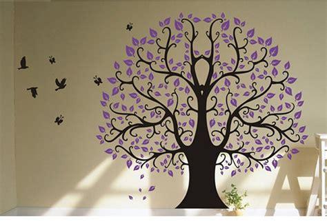 banyan tree wall sticker home decorating photo 32544590