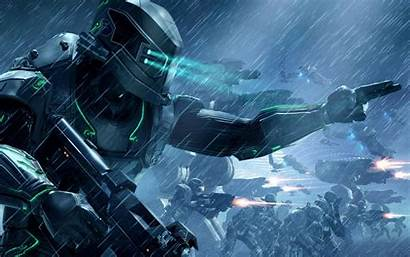 Conquer Command Sci Fi Soldier Warrior Tiberium