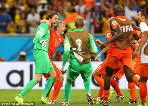 Tim Krul hails 'dream' substitute appearance as Holland ...