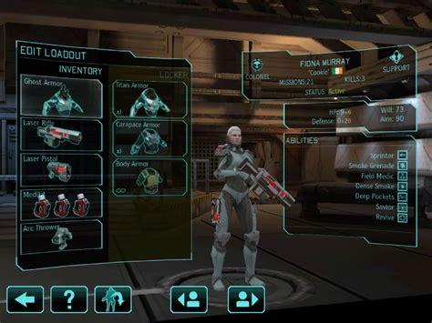 xcom pc game screenshots version