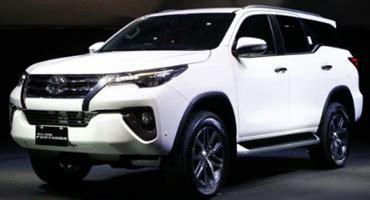 jenis jenis mobil toyota terbaru  indonesia