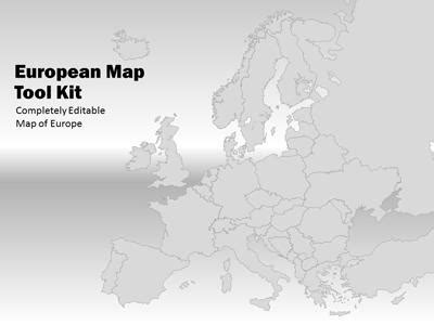 home design for mac europe map tool kit a powerpoint template from