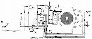Mtd Lowes Mdl 141 95199 Parts Diagram For Electrical