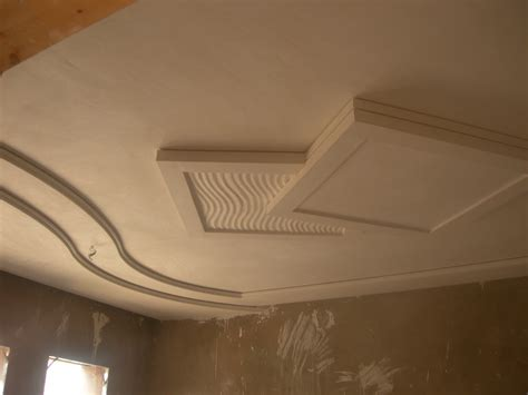 faux plafond platre maison travaux