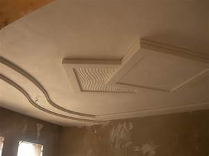 Best model faux plafond couloir contemporary amazing for Dicor de cuisine