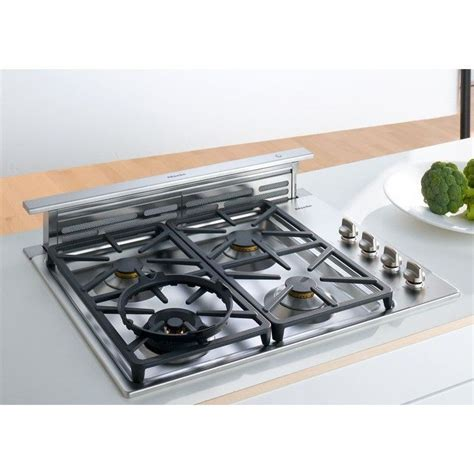downdraft exhaust fan for cooktop remodeling 101 nearly invisible downdraft kitchen vents