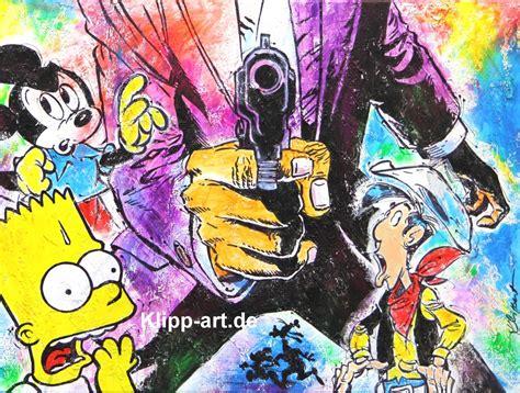 bilder pop pop comics galerie d 252 sseldorf kunst aus der altstadt