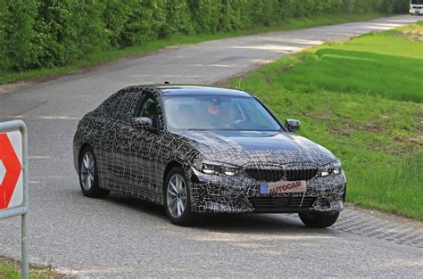 2019 Bmw Reveal by New 2019 Bmw 3 Series Previewed Ahead Of Official Reveal