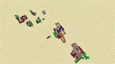 Double, Triple, And Quadruple Piston Extenders Minecraft