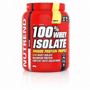 100  Whey Isolate