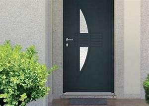 pourquoi choisir une porte dentree en aluminium With choisir une porte d entrée