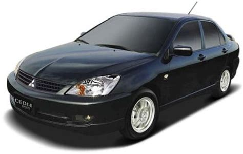 mitsubishi cedia elegance price features car specifications