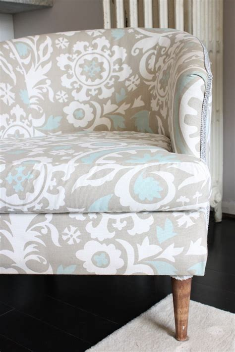 this dusty house how to reupholster a club chair diy