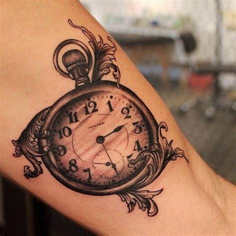 Tattoo Montre A Gousset Pinterest Gousset Tatouages Et