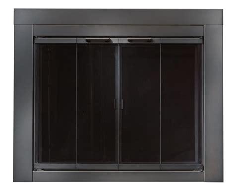 replacement fireplace doors ardmore black fireplace doors small replacement