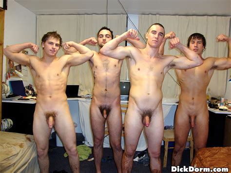 Caught Naked In School