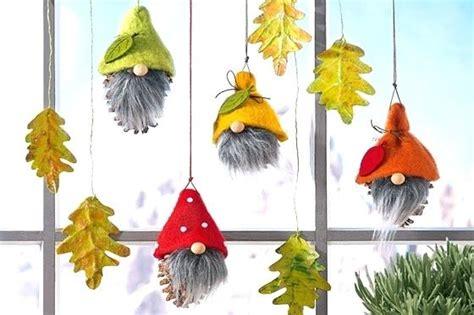 Herbstdeko Fenster Mit Kindern by Herbstdeko Selber Basteln Wunderschane Und Einfache