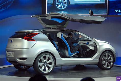 Ny Auto Show Hyundai Reveals New Design Focus Psfk