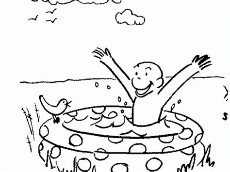 Curious George Coloring Page Printable For 851065