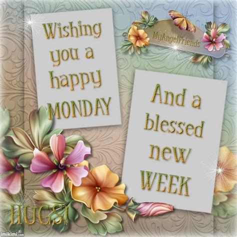 Wishing You A Blessed Week Quotes
