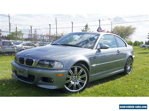 M3 Bmw For Sale by 2002 Bmw M3 For Sale In Canada