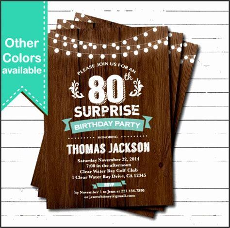 printable st birthday invitations template