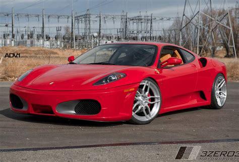 ferrari f430 custom ferrari f430 custom wheels adv 1 005 mv2 sl 20x9 0 et