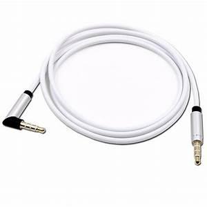Iphone Aux Kabel : aux kabel 3 5mm jack met haakse aansluiting iphone ~ Kayakingforconservation.com Haus und Dekorationen